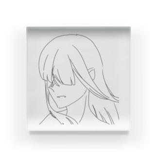 オリジナルイラストシリーズ2 Acrylic Block