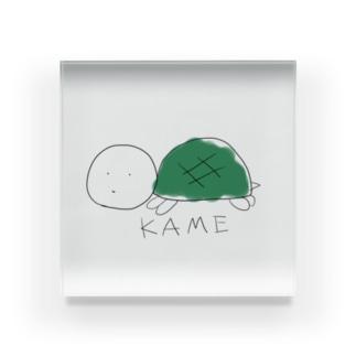 KAME Acrylic Block