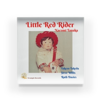 Little Red Riderシリーズ Acrylic Block