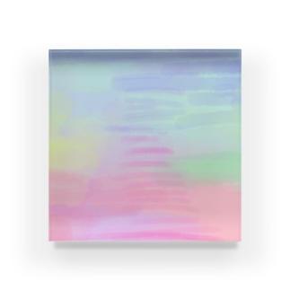 春眠不覚暁 Acrylic Block