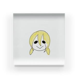 檸檬ちゃん Acrylic Block