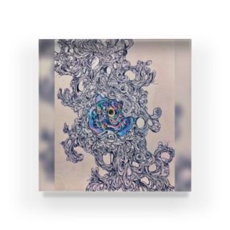 思惑 Acrylic Block