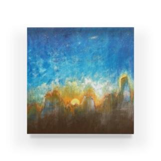 遺嘆 Acrylic Block