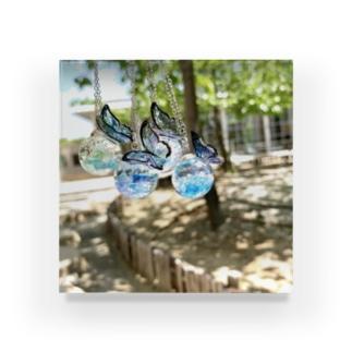 季節を運ぶ蝶々 Acrylic Block