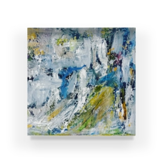 fly high Acrylic Block