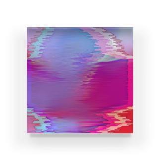 夢想の大惨事。 Acrylic Block