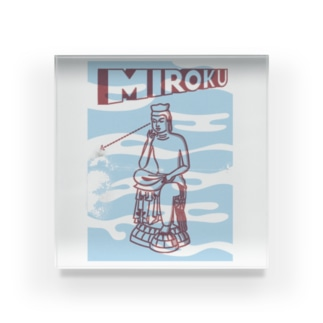 MIROKU Acrylic Block