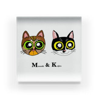 M&K Acrylic Block