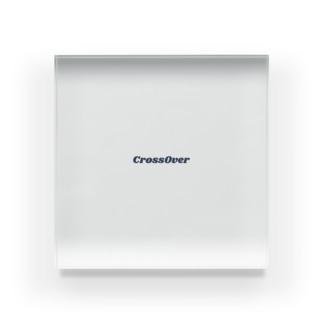 CrossOver-4 Acrylic Block