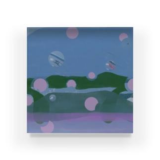 ARAKAWA Acrylic Block