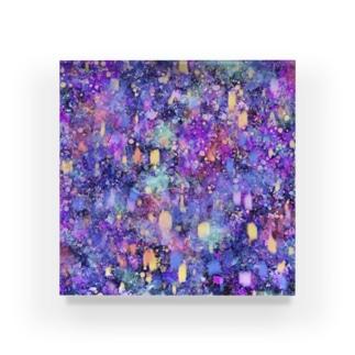 夢幻夜空 Acrylic Block