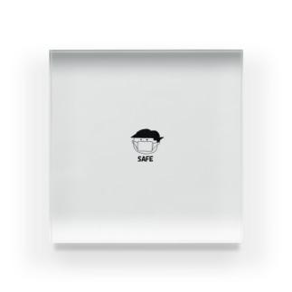 フレックス君 Acrylic Block