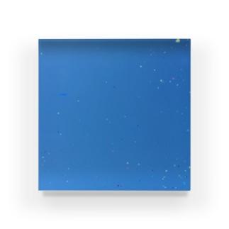 紙吹雪 Acrylic Block