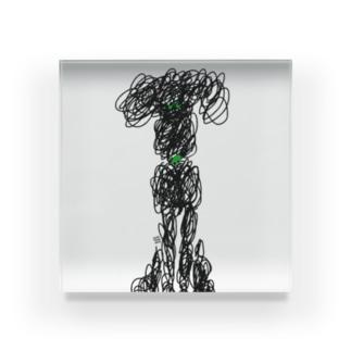 DOG LOVER Acrylic Block