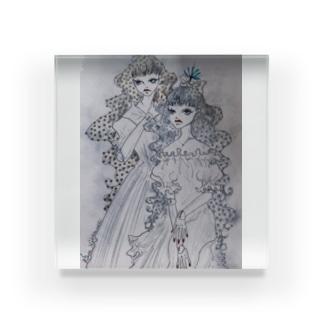 dolls Acrylic Block