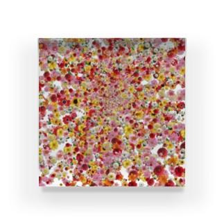 花 Acrylic Block