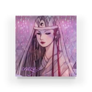 宝珠。 Acrylic Block