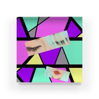 モザイク Acrylic Block