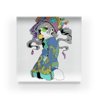 キョンシー Acrylic Block