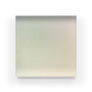net.#02 Acrylic Block