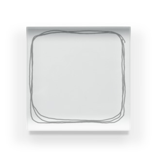 ココロフレーム Acrylic Block
