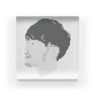 @japanesehandsome Acrylic Block