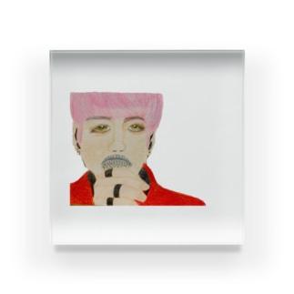ジョンヒョン グッズ Acrylic Block