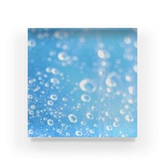 雨サイダー Acrylic Block