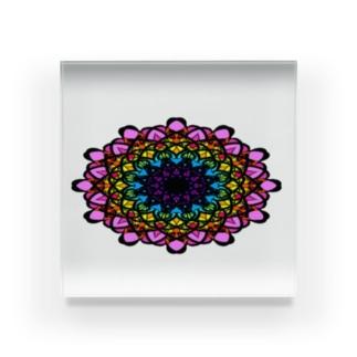 彩り【限定】 Acrylic Block