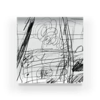 カタコンベ断面 Acrylic Block