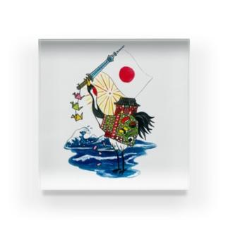 日本🇯🇵 Acrylic Block