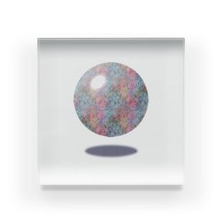 Rise -上昇- Acrylic Block