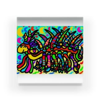 ハルキゲニア Acrylic Block