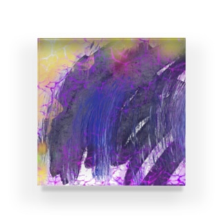 自殺企図 Acrylic Block