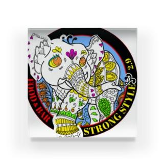 ストロングエレファントマーク2 Acrylic Block