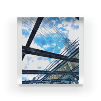 kiro Acrylic Block