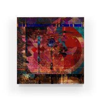 みずべ Acrylic Block