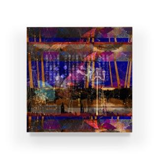 記憶 Acrylic Block