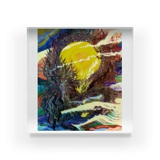 sophia Acrylic Block