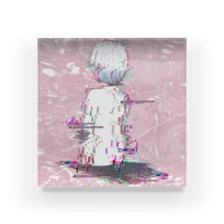 Mirage Age Acrylic Block