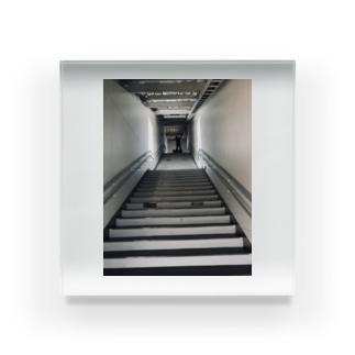 階段 Acrylic Block