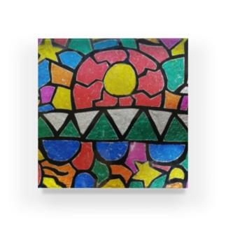 楽しき宇宙 Acrylic Block