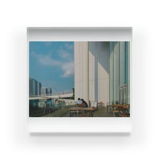 いつかの景色 Acrylic Block