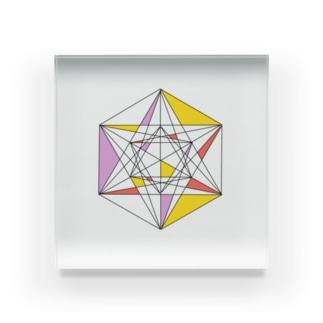 メタトロン Acrylic Block