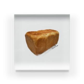 Plain bread 🍞 Acrylic Block