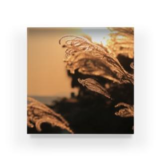 いつかの夕陽シリーズ Acrylic Block