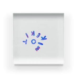 Tokimeki - アライヴ  -  Acrylic Block