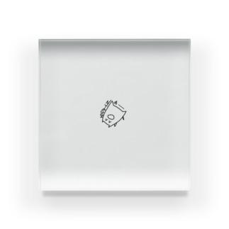 【ンタゴ】クリアブロック Acrylic Block
