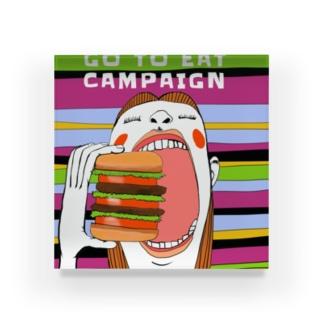 Go to campaign Acrylic Block