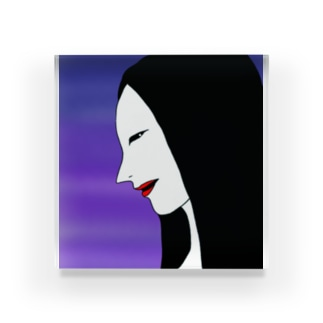 微笑 Acrylic Block